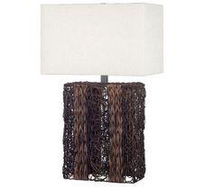 Kenroy Home Whistler Table Lamp — QVC.com