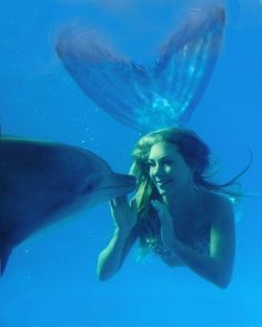 I kinda have a thing for mermaids!
