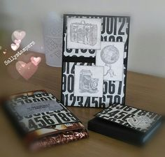 Independent Stampin' Up!® Demonstrator UK. Monochrome Tuesday Trio.