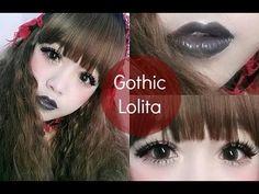 Tutorial: Gothic Lolita Makeup