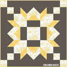Pepper & Flax Fabrics & Patterns – Coriander Quilts