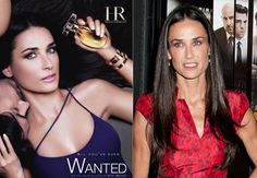 Demi Moore Photoshopped: Photoshopped: What Stars Really Look Like Photos - Celebrity Pictures at Hollyscoop