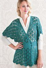 Crochet a sweater with five skeins of yarn. Yes please! I am always looking for ways to stretch my yarn a little farther. And I found my excellent tips and exquisite patterns in Robyn Chachula's new book Simply Crochet. Robyn shares with us   Float Cardigan by RobynChachula   Not all stitches are created equal.…