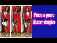 Passo a passo Plazer simples 1 ano do blog Coisas de Jessika por janaina pauferro - YouTube