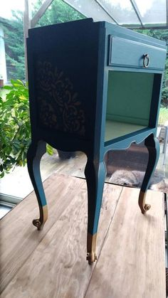 Boutique Etsy, Home Staging, Nightstand, Armoire, Diy Home Decor, Shabby Chic, Art Deco, Cabinet, Bedroom