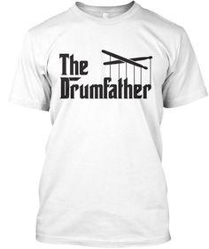 #Drummer #Drumfather #drums #funnydesigns #music