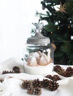 Christmas Cookie Centerpiece/ blog: Sabores com Contraste / Photography: Martina Breidenstein