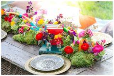 Silke Hufnagel - Boho Wedding Tischdeko