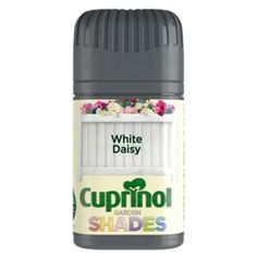 Cuprinol Garden Shades White Daisy Tester Pot - 50ml £1.50