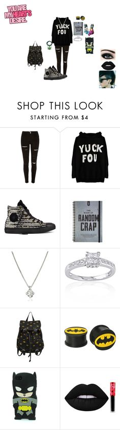 """Found the one i love..."" by alice-the-skatergirl ❤ liked on Polyvore featuring Converse, Forzieri, Belk & Co., Lime Crime and Max Factor"