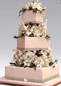 Ron Ben-Israel Cakes (weddingcakes.com)
