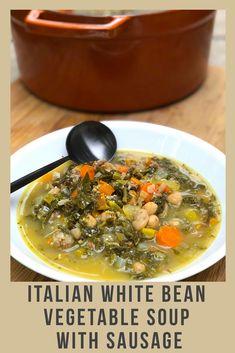 Hearty Italian white