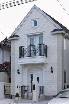 パリ郊外型の輸入住宅 イル・ド・フランス|イル・ド・フランス NA邸|輸入住宅をお探しならトップメゾン | トップメゾン株式会社