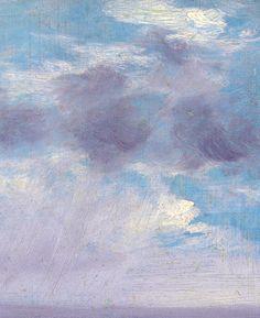 Cloud Detail, Constable