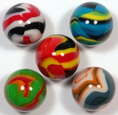Antique Marbles | Which marbles has been your favorite to make?