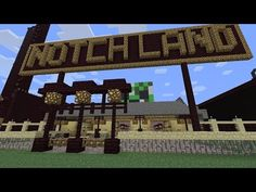 Minecraft Popularmmos - Notch Land  Session 16   HEROBRINE ROLLERCOASTER