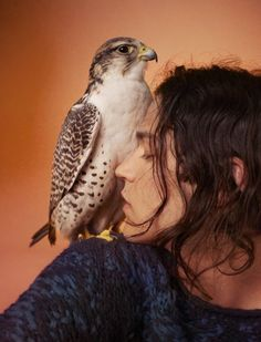 Ryan McGinley's Birds of Prey