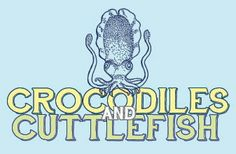 "I'm selling items from my ""Crocodiles and Cuttlefish"" board on Etsy so please share with friends and contact me for any special requests!  https://www.etsy.com/shop/sjkelle"