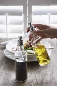 €14,95 Olio & Aceto Spray Bottles S/2 #living #interior #rivieramaison