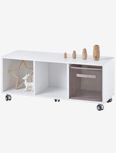 Fabulous Storage Unit Grey White