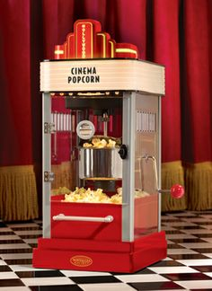 Nostalgia Electrics / Hollywood Series Kettle Popcorn Maker