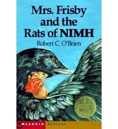 Frisby and the Rats of NIMH - câștigătorul anului 1972 Autor: Robert C. Book Club Books, The Book, Good Books, Books To Read, My Books, Book Clubs, Newbery Medal, Newbery Award, Chapter Books