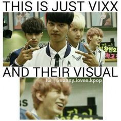 xD #vixx