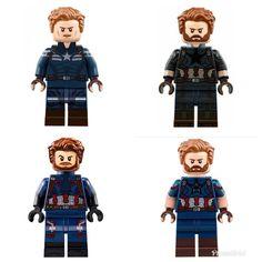 Lego Marvel's Avengers, Lego Marvel Super Heroes, Lego Batman, Lego Station, Miles Spiderman, Lego Iron Man, Lego Custom Minifigures, Lego Spaceship, Lego Pictures