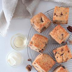 「栗とピーカンナッツのザクザクスコーン♪」YUKA   お菓子・パンのレシピや作り方【cotta*コッタ】