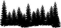 Tree outline tattoo