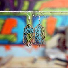 Griffen Hollow Earrings