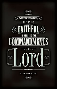 Go Forth With Faith (263), How Firm a Foundation (85), Press Forward, Saints (81), Now Let Us Rejoice (3), Faith of Our Fathers (84) * Keep the Commandments (146), Seek the Lord Early (108), The Lord Gave Me a Temple (153), Choose the Right Way (160), I Pledge Myself to Love the Right (161)