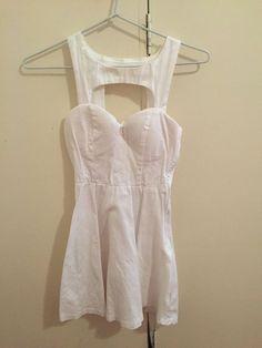mika and gala Women s white dress tight clubwear party dress  size 8 #clubwear #4sale #cue #sexy #partydress #whitedress #ebayseller #dress #nice