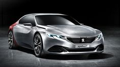 Peugeot Exalt 2014 concept car