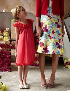 Love little girls that look like little girls, not shrunken women.