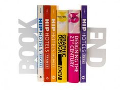 Book Ends Bookend on Dutch By Design