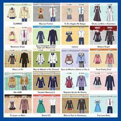 anime-uniforms1.jpg (1200×1200)