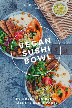 Get rid of the baby fat Veggie Recipes, Healthy Recipes, Healthy Food, Sushi Bowl, Baby Fat, Crinkle Cookies, Buddha Bowl, Chana Masala, Feel Better