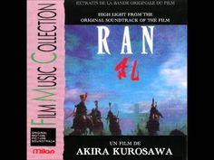 Banda Sonora - Ran de Akirar Kurosawa