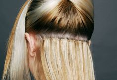 Our weft hair extensions offer celebrity worthy hairstyles. We have a wide collection of cheap weft hair extensions in Huddersfield and all over UK. Klix Hair Extensions, Permanent Hair Extensions, Micro Ring Hair Extensions, Types Of Hair Extensions, Hair Extensions For Short Hair, Curly Hair Styles, Natural Hair Styles, Hair Extension Care, Hair Extensions Before And After