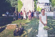christian collin; bride; wedding; mariage; champêtre; chic; cérémonie; flower; fleur; fleuriste; yes we do; bracelets; boutonnières; fleurs; flowers