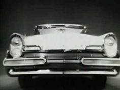 1957 Lincoln car commercial.