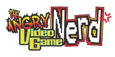 The Angry Video Game Nerd logo Angry Game, Video Game Logos, Nerd, Online Video Games, Internet Memes, Know Your Meme, Youtubers, Nostalgia, Educational Technology
