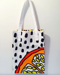 Large fruity tore bag