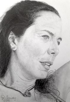Realistic Portrait Drawing Realistic Pencil Drawing tutorial for Beginners. A drawing of a woman. How to draw realism with pencils. Realistic Pencil Drawings, Pencil Art Drawings, Amazing Drawings, Animal Drawings, Drawing Sketches, Drawing Tips, Drawing Ideas, Realistic Sketch, Pencil Sketching