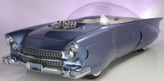 Barry Weiss's 1955 Ford Bubble-top Beatnik