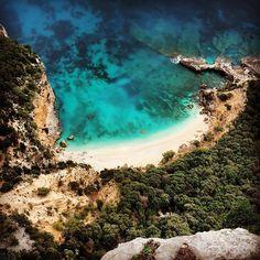 Sardegna-Baunei-Cala Biriala - scatto di Marco Mereu