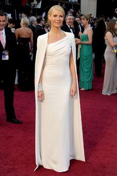 Gwyneth Paltrow in Tom Ford #gwynethpaltrow #redcarpetstyle #tomford
