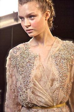 chiffonandribbons:  Elie Saab Couture F/W 2012