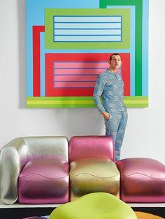 Karim Rashid via Vogue